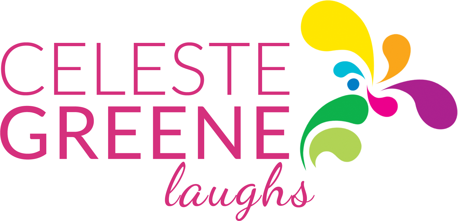 Celeste Greene Laughs